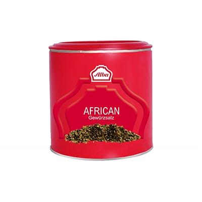 Shop Alba-Gewürze African Gewürzsalz