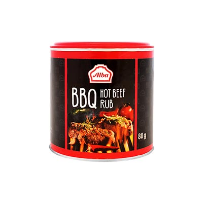 Shop Alba-Gewürze BBQ Hot Beef Rub