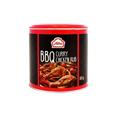 Shop Alba-Gewürze BBQ Curry Chicken Rub