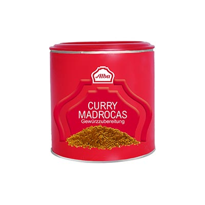 Shop Alba-Gewürze Curry Madrocas