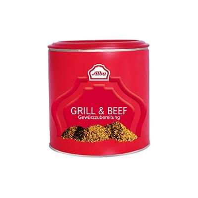 Shop Alba-Gewürze Grill & Beef Gewürzzubereitung