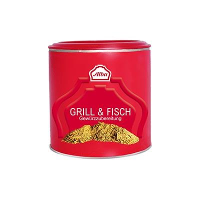 Shop Alba-Gewürze Grill & Fisch Gewürzzubereitung