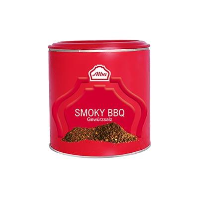 Shop Alba-Gewürze Smoky BBQ Gewürzsalz