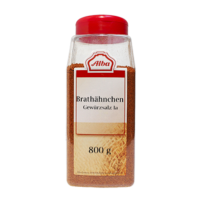 Shop Alba-Gewürze Brathähnchen I Gewürzsalz 1A