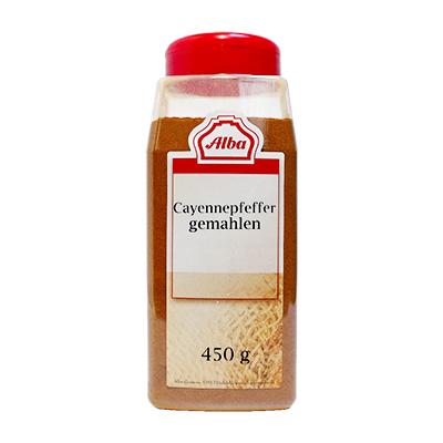 Shop Alba-Gewürze Cayennepfeffer I gemahlen