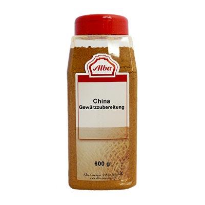 Shop Alba-Gewürze China I Gewürzzubereitung
