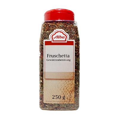Shop Alba-Gewürze Fruschetta I Gewürzzubereitung
