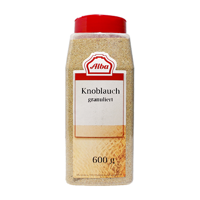 Shop Alba-Gewürze Knoblauch I granuliert