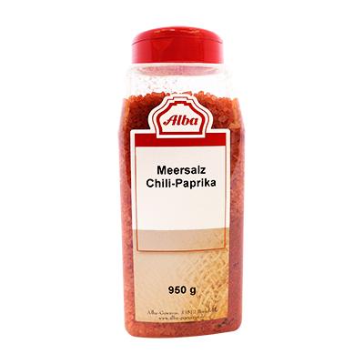 Gewürz Meersalz Chili-Paprika  kaufen