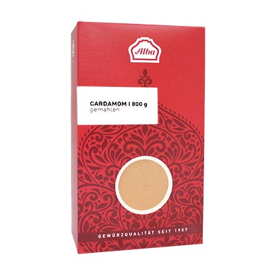 Shop Alba-Gewürze Cardamom I gemahlen